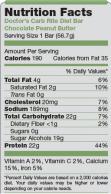 Doctor's CarbRite Diet Bars 57gr