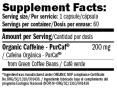 Natural Caffeine PurCaf® / 60 Vcaps