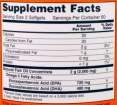 Super Omega EPA / 120 Softgels