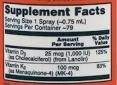 Vitamin D-3 & K-2 / 59ml