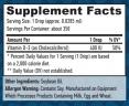 Liquid Vitamin D-3 400 IU / 10ml
