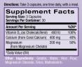 Coral Calcium & Magnesium with Vitamin D 90 Caps.