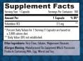 Yohimbine HCL 2.5 mg. / 100 Caps.