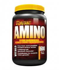 MUTANT Amino / 600Tabs.