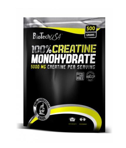 biotech-usa 100% Creatine Monohydrate /punga/
