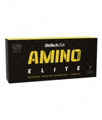 BIOTECH USA Amino Build Elite / 120 Caps.
