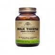 SOLGAR Milk Thistle Herb/Seed Extract, S.F.P. 60 Caps.