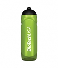 BIOTECH USA Waterbottle Transparent
