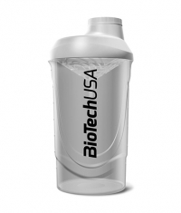 BIOTECH USA Shaker Wave /Opal White/ 600ml.