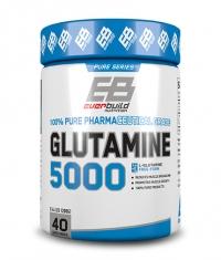 EVERBUILD Glutamine 5000 / 40 Serv.