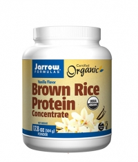 Jarrow Formulas Brown Rice Protein / 504g.