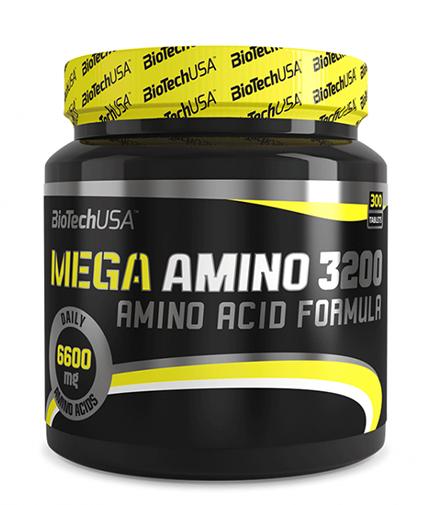 biotech-usa Mega Amino 3200 / 300 Tabs.