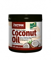 Jarrow Formulas Coconut Oil / 473ml.
