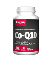 Jarrow Formulas Co-Q10 (Ubiquinone) 200mg / 30 Caps.