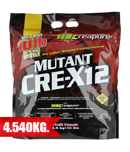 MUTANT CRE-X12 / 10 lbs.