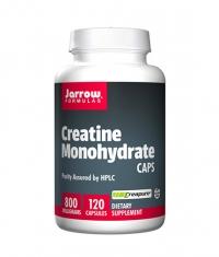Jarrow Formulas Creatine Monohydrate / 120 Caps.