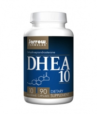 Jarrow Formulas DHEA 10mg / 90 Caps.