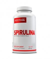 BODYRAISE NUTRITION Spirulina / 100tabs.