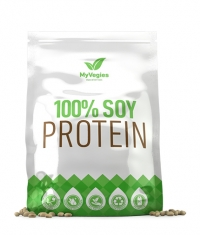 MY VEGIES 100% Soy Protein