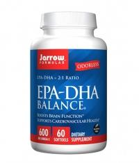 Jarrow Formulas EPA-DHA Balance® / 60 Soft.