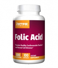 Jarrow Formulas Folic Acid / 100 Caps.