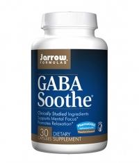 Jarrow Formulas GABA Soothe® / 30 Caps.