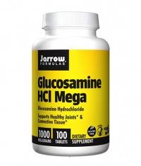 Jarrow Formulas Glucosamine HCl Mega / 100 Tabs.