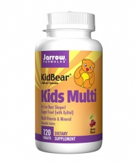Jarrow Formulas Kid Bear® Kids Multi / 120 Tabs.