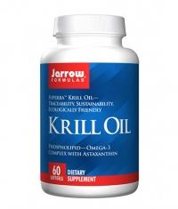 Jarrow Formulas Krill Oil / 60 Soft.
