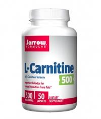 Jarrow Formulas L-Carnitine 500 / 50 Caps.