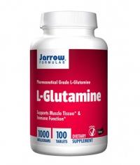 Jarrow Formulas L-Glutamine Easy-Solv® / 100 Tabs.