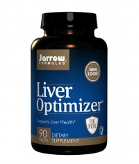Jarrow Formulas Liver Optimizer™ / 90 Tabs.
