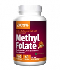 Jarrow Formulas Methyl Folate / 60 Caps.