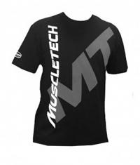 MUSCLETECH T-Shirt / black