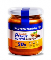 SUPERHUMAN Protein Peanut Butter / Chocolate