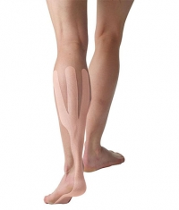 SPIDERTECH PRE-CUT CALF & ARCH (GENTLE)