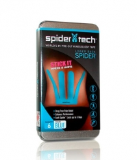 SPIDERTECH PRE-CUT LOWER BACK [6 PCS]