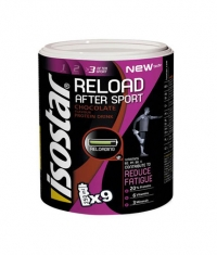 ISOSTAR After Sport Reload / 450g.