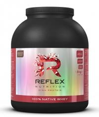 REFLEX 100% Native Whey