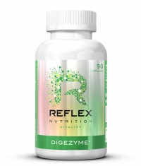REFLEX Digezyme / 90 Caps.