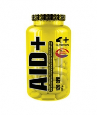 4+ NUTRITION AID+ / 120 Tabs.