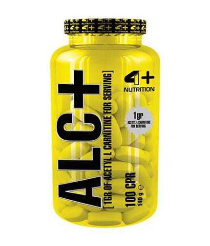 4-nutrition ALC+ / 100 Tabs.
