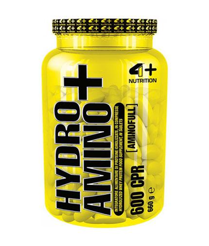 4-nutrition Hydro Amino+ / 600 Tabs.