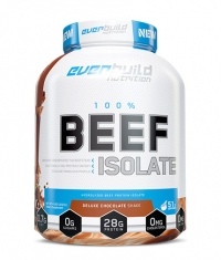 EVERBUILD Ultra Premium 100% Beef Isolate