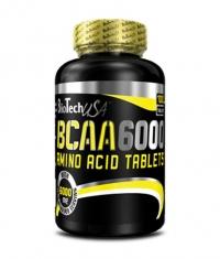 BIOTECH USA BCAA 6000 / 100 Tabs.