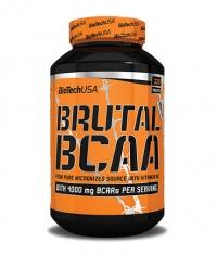 BRUTAL NUTRITION BCAA / 220 Tabs.