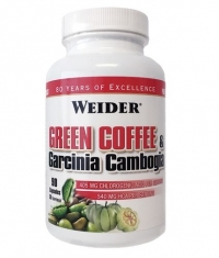 VICTORY SPORT & FITNESS Green Coffee + Garcinia Cambogia / 90 Caps.