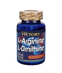 VICTORY SPORT & FITNESS L-Arginine L-Ornithine / 100 Caps.