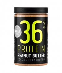 PROZIS FOODS Protein Peanut Butter Coconut / 400g.