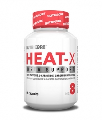 NUTRICORE Heat-X / 90 Caps.
